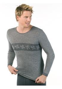 Medima triko pánské s dlouhým rukávem ,zimní vzor 1199