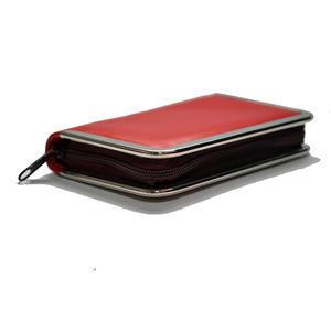 Manikurová sada v červené barvě Solingen 1635-87