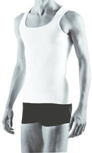 Pánské zeštíhlující tílko tvarující oblast břicha a pasu FC 418