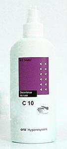 Dezinfekce na ruce sprej Orochemie C10, 200 ml