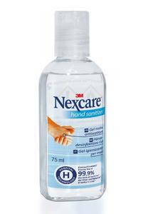Gel dezinfekční na ruce 3M Nexcare 75ml