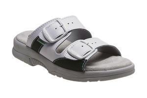 Santé pantofle N/517/33 Bílá