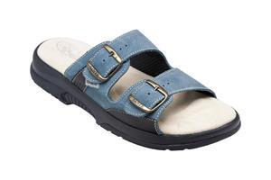 Santé pantofle pánské N /517 /35 Modrá