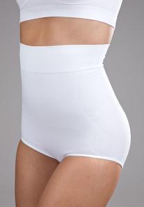 Tvarující kalhotky s vysokým pasem s obsahem bavlněného vlákna COK 01