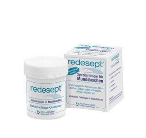 Redesept přípravek určený k dezinfekci pomůcek ústní hygieny
