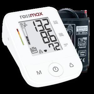 Digitální pažní tlakoměr Rossmax X3