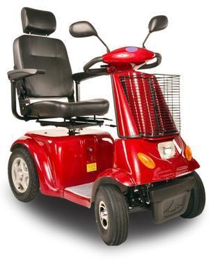 SELVO Elektrický invalidní vozík SELVO 4800 - 1