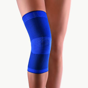 BOR 054 400 vel. L mod   Návlek kolene, L  | Modrá - 1