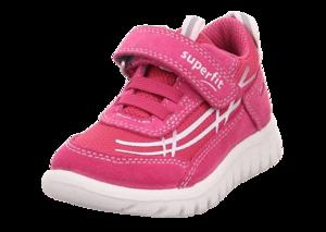 Superfit 6-06192-55 růžová dívčí vycházková obuv - 1