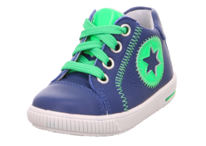 Superfit 6-06348-81 chlapecká kožená obuv - 1