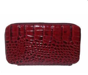 Velká luxusní kožená manikúra Solingen 1175-86 - 1