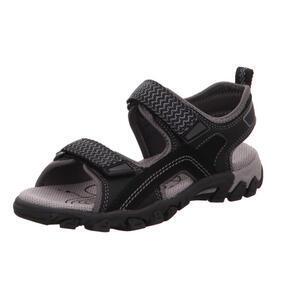 Dětské sandály Superfit 0- 600451-0000 shwarz