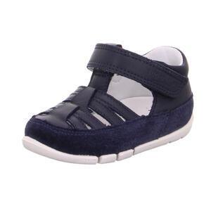 Dětské sandálky Superfit 0- 606337-8000 blau