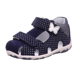 Dětské sandálky Superfit 0- 609041-8000 modré