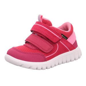 Dětské celoroční boty Superfit 1- 006197-5000 rosa