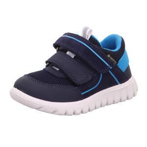 Dětské celoroční boty Superfit 1- 006197-8030 blau