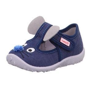 Dětské bačkůrky Superfit 1- 009249-8000 modré