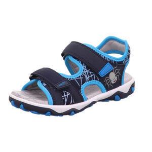 Dětské sandály Superfit 1- 009467-8000 blau