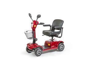 SELVO Elektrický invalidní vozík SELVO 4250 - 1
