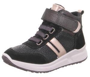 Superfit dívčí kotníková obuv podzim zima  01-009184-00 - 1