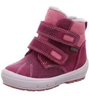 Superfit zimní dívčí obuv - sněhule 1-006308-5000 vel.27 - 1