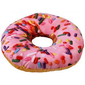 Polštář Donut růžový 40 cm - BX 43 - 1
