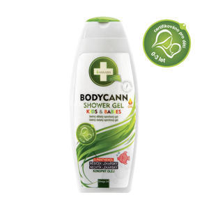 Annabis bodycann shower gel kids/babies 250ml