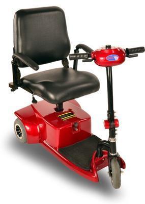SELVO Elektrický invalidní vozík SELVO 3200 - 1