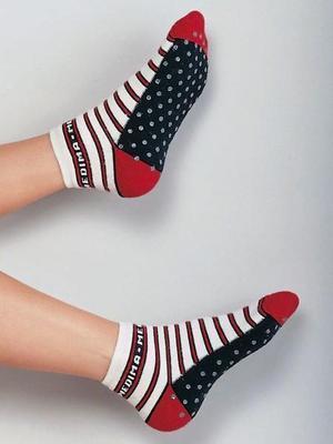 Medima ponožky s angorskou vlnou s protiskluzem 190 - 1