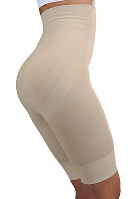 Legíny nad kolena s mléčným vláknem tvarující, zeštíhlující s vysokým pasem MIK 04