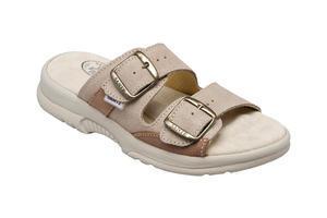 Santé pantofle N/517/33 Béžová - 1