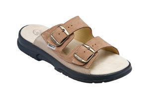 Santé pantofle pánské N /517 /36 Hnědá - 1