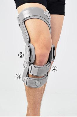 Ortéza kolenní čtyřbodová RAPTOR 2RA REH4MAT - 1