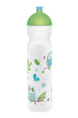 Zdravá lahev 1l Sovy