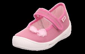 Superfit dívčí domácí obuv - balerina - 1