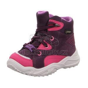 Superfit zimní dívčí obuv 5-09236-90