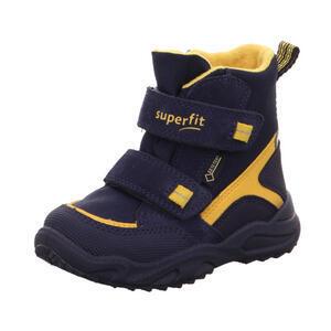Superfit zimní chlapecká obuv s GORE-TEX membránou 1-009235-81 - 1