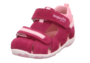 Superfit 6-00036-50 rot/rosa vel.27, 27 - 1