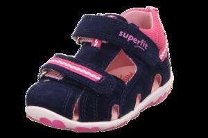Superfit 6-00036-80 blau/rosa vel.20, 20 - 1