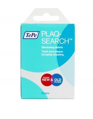 TePe PlaqSearch indikace plaku, 10 tablet