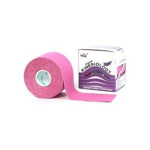 Kinesio Tape Nasara 5cm x 5m fialová