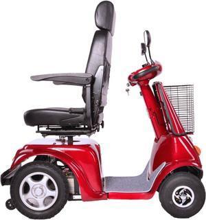 SELVO Elektrický invalidní vozík SELVO 4800 - 2