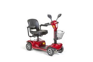 SELVO Elektrický invalidní vozík SELVO 4250 - 2
