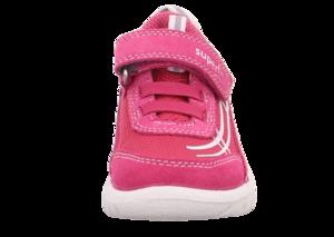 Superfit 6-06192-55 růžová dívčí vycházková obuv - 2