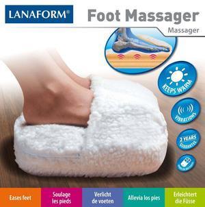 Masážní bota Lanaform LA110103 - 2