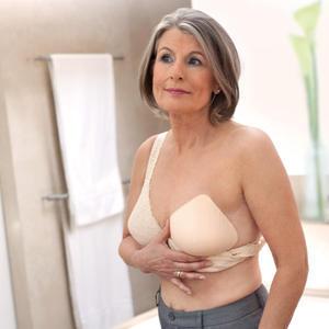 Prsní epitéza samolepivá Massageform Attach ABC 10475 - 2