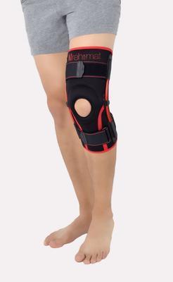 Ortéza kolene s listovými dlahami a zadním otevíráním  IB-SK/A REH4MAT - 2