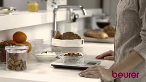 Beurer DS 61 kuchyňská váha - 2
