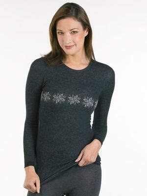 Medima triko UNISEX s dlouhým rukávem ,zimní vzor 1199 - 2