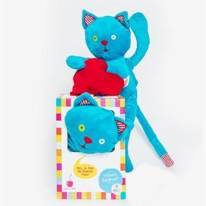Pecičky cherry belly - modrý kocour - 2